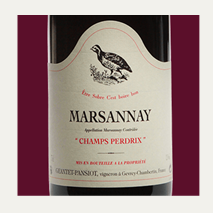 Christmas Burgundy Villages Wine Gift